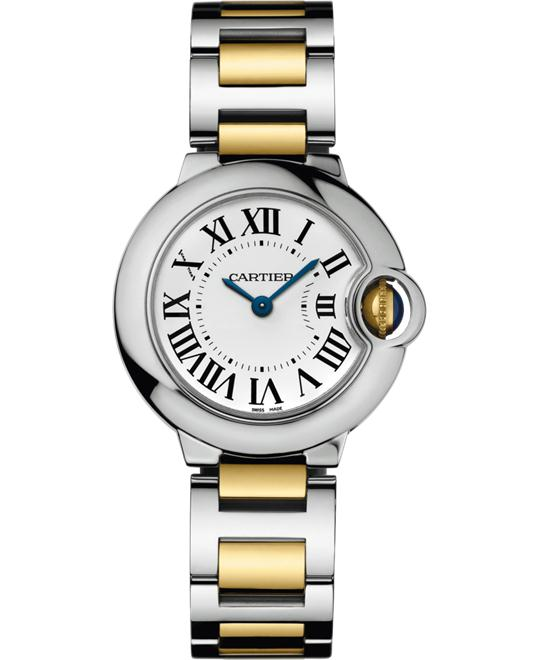 CARTIER W2BB0010 Ballon Bleu Watch 28.6mm