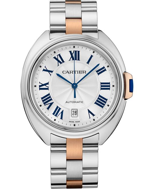 Cartier Clé De Cartier W2CL0002 Watch 40