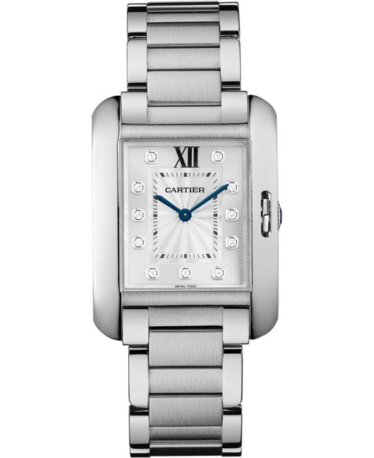 Cartier Tank W4TA0004 Watch 39.2  x 29.8