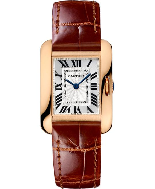 CARTIER W5310027 Tank Anglaise 22.7*30.2mm