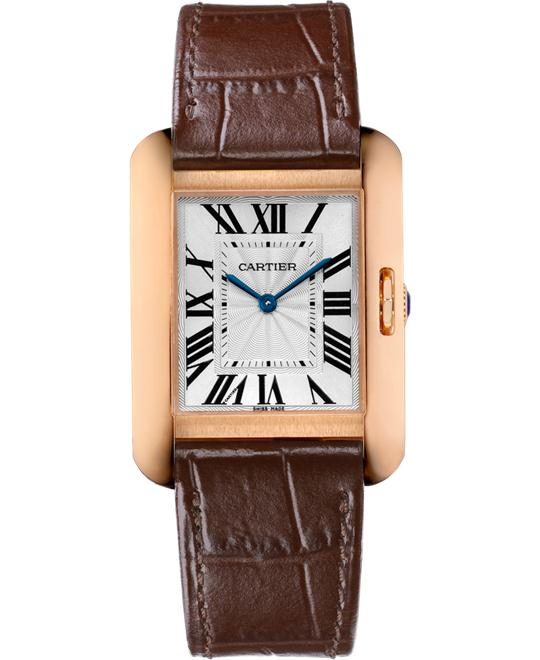 Cartier Tank W5310042 Watch 34.7 x 26.2