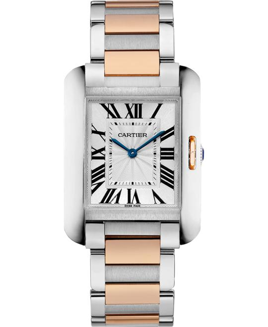 Cartier Tank W5310043 Watch 34.7x26.2