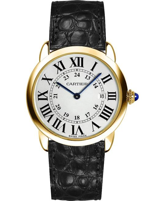 Cartier Ronde De Cartier W6700455 Watch 36