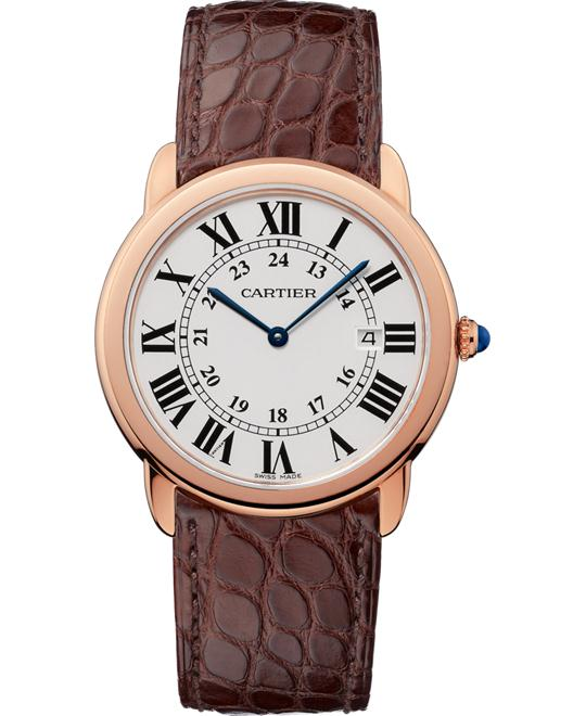 Cartier Ronde De Cartier W6701008 Watch 36