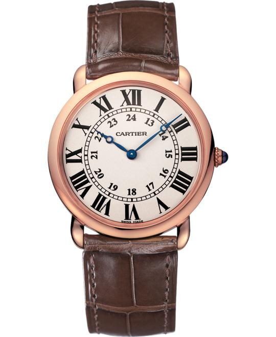 Cartier Ronde De Cartier W6800251 Watch 36