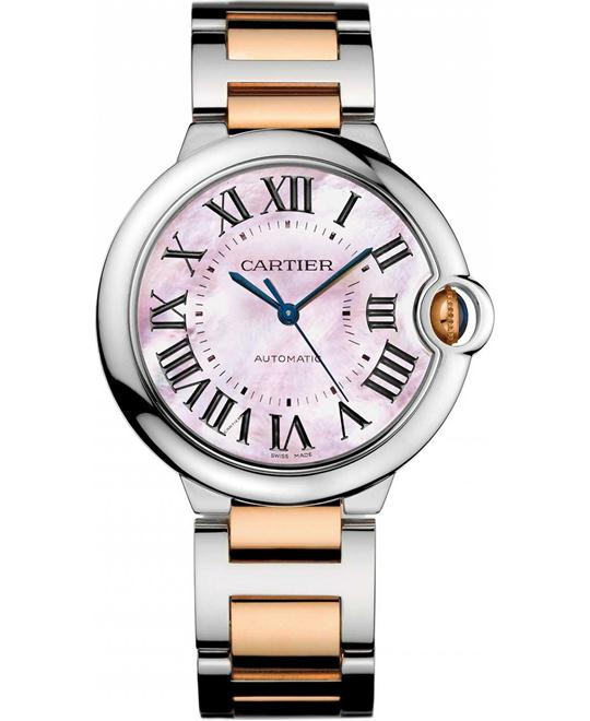 Cartier Ballon Bleu De Cartier W6920033 Watch 36