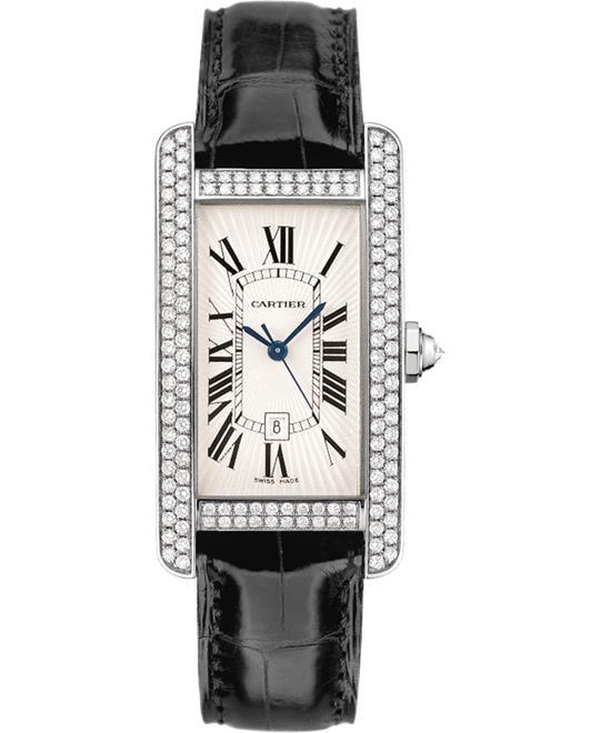 đồng hồ Cartier WB710002 Tank Américaine 41.6x22.6mm