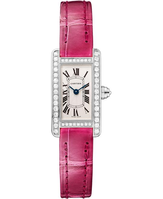 Cartier Tank WB710015 Watch 27 x 15.2
