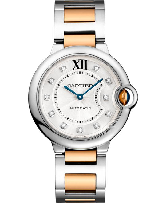 Cartier Ballon Bleu De Cartier WE902031 Watch 36
