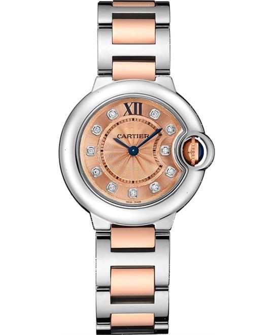 đồng hồ Cartier WE902052 Ballon Bleu Watch 28mm