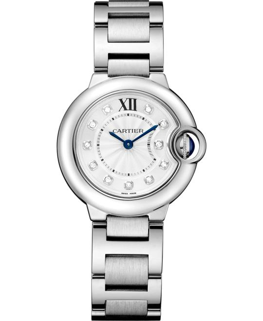 Cartier Ballon Bleu De Cartier WE902073 Watch 28mm