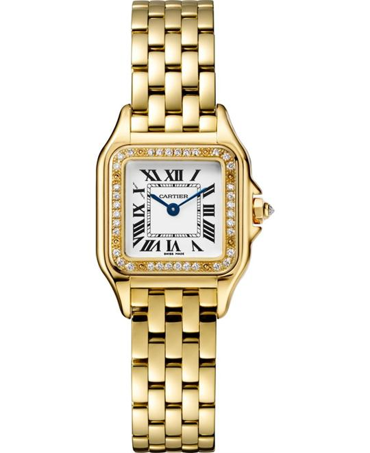 Cartier Panthère De Cartier WJPN0016 Watch 22 x 30