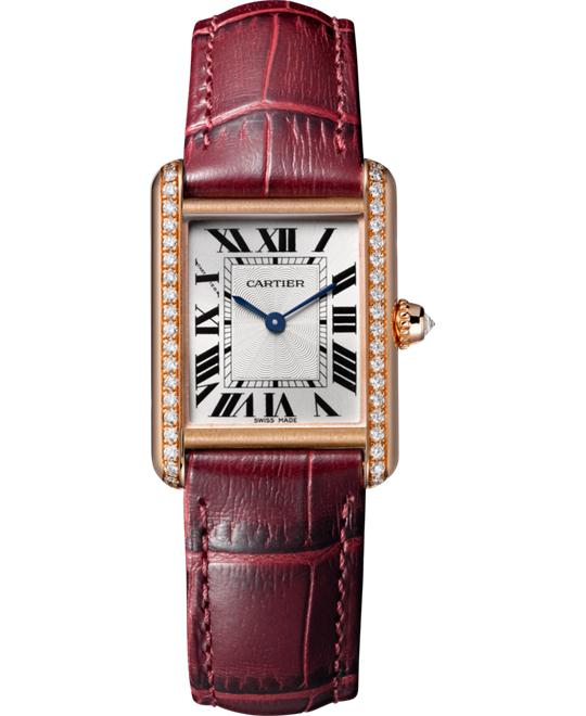 Cartier Tank WJTA0010 Watch 29.5 x 22