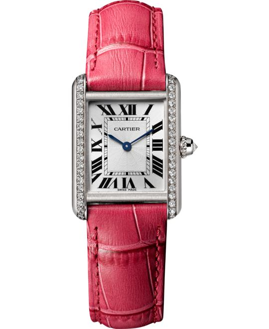 Cartier Tank WJTA0011 Watch 29.5 x 22