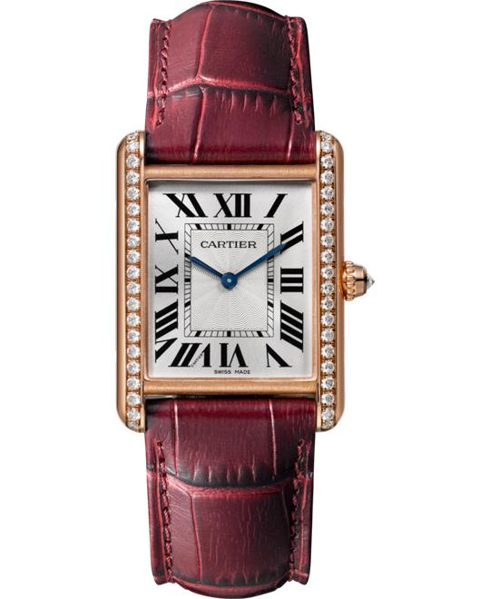 Cartier Tank  WJTA0014 Watch 33.7 x 25.5