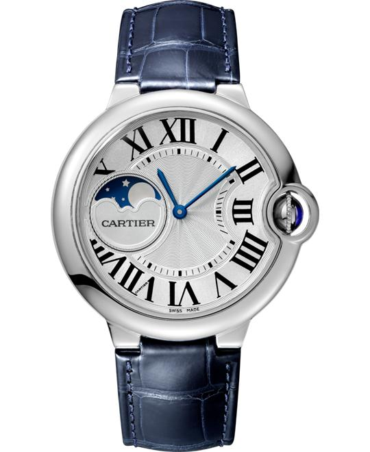 Cartier Ballon Bleu De Cartier WSBB0020 Watch 37
