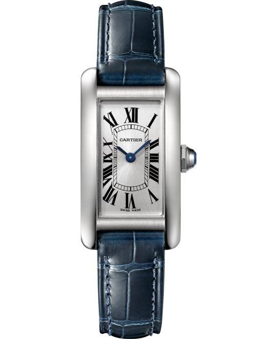 Cartier Tank WSTA0016 Watch 34.8 x19