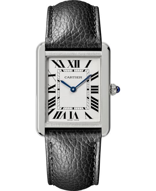 đồng hồ Cartier WSTA0028 Tank Solo Watch 34.8x27.4mm