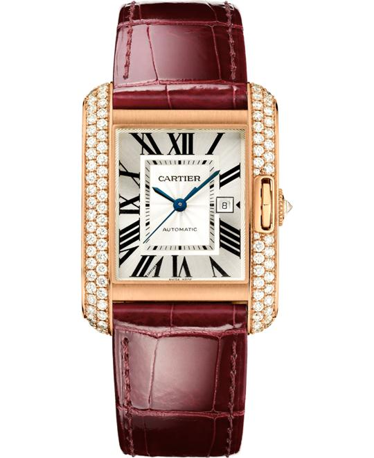 Cartier Tank Anglaise WT100016 Watch 39.2x29,8mm.