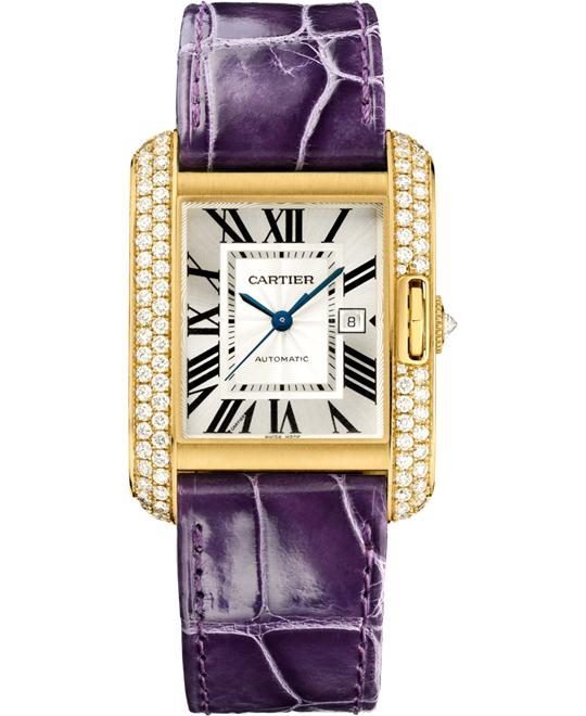 Cartier Tank Anglaise WT100017 Watch 39.2x29,8mm.