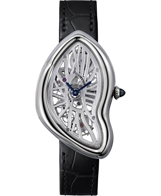 Cartier Crash W7200001 Watch 28 x 45