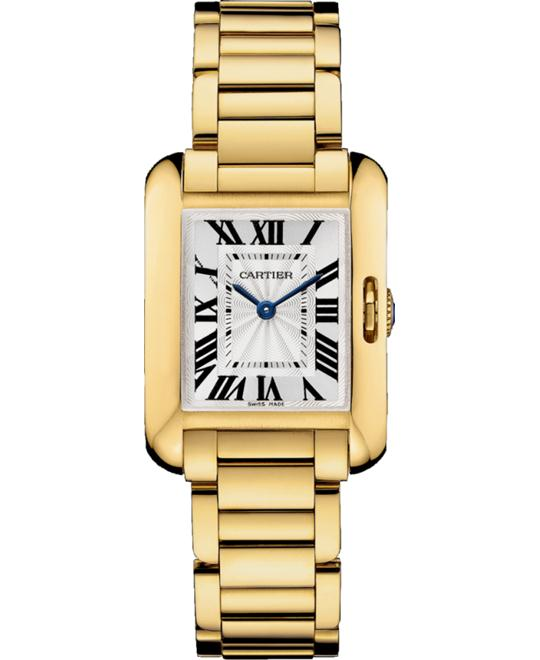 Cartier Tank W5310014 Anglaise Watch 30.2 x 22.7