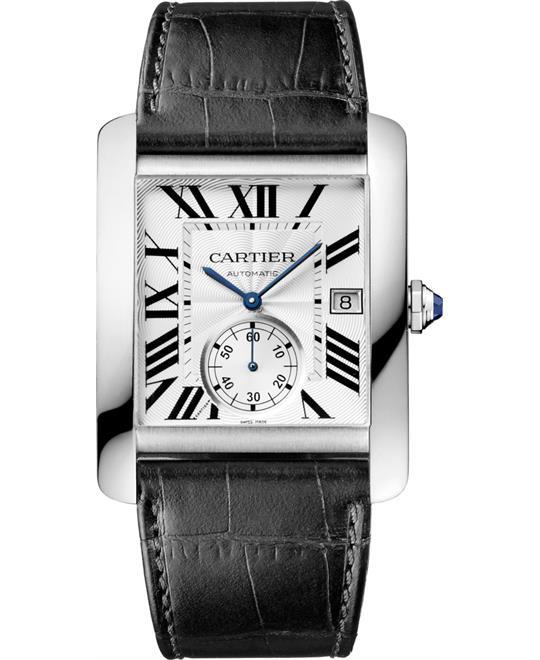 đồng hồ CATIER W5330003 TANK MC WATCH 34.3 X 44 MM
