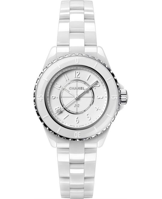 Chanel J12 H6345 Ladies Watch 33mm