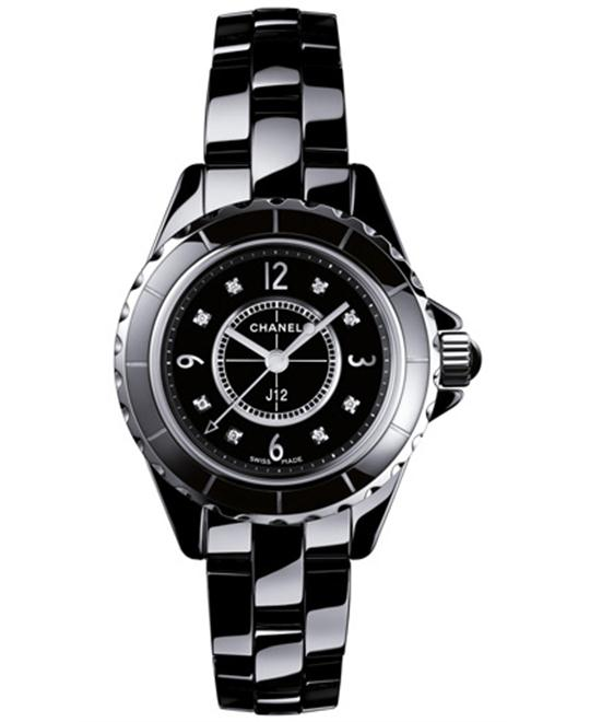 Chanel J12 H2569 Ladies Quartz Watch 29