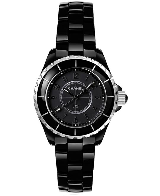 Chanel J12 H4196 Ladies Quartz Watch 29