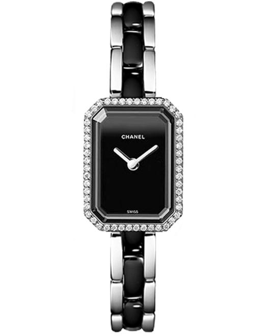 Chanel Première H2163 Polished Watch 19.5 x 15 mm
