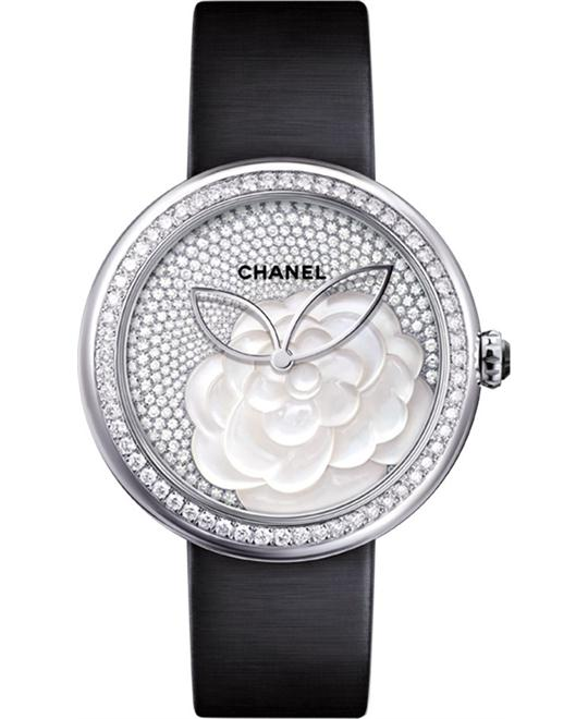 Chanel Mademoiselle Privè H4319 Watch 37.5