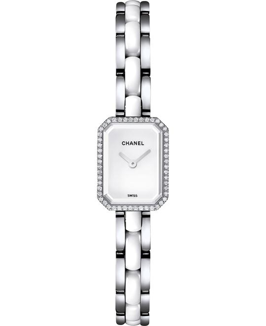 Chanel Premiere H2132 Diamond Watch 19.7 x 15.2