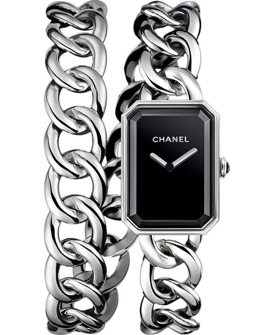 Chanel Premiere H4199 Ladies Watch 20 x 28