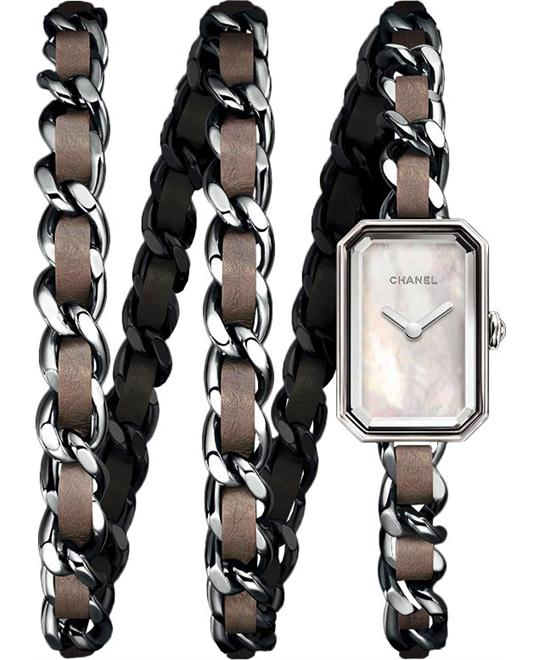 Chanel Premiere H4326 Ladies Watch 23.6 x 15.8