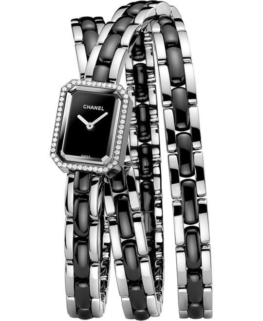Chanel Première H3058 Ladies Watch 19.5 x 15