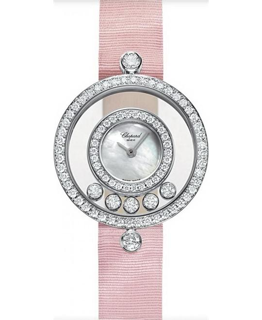 Chopard 203957-1001 Happy Diamonds Small Watch 30mm