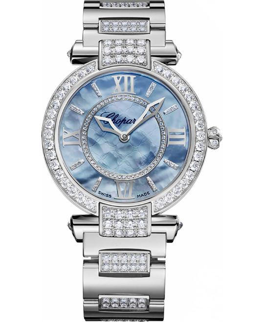 IMPERIALE 384242-1007 18K WHITE AND DIAMONDS 36MM