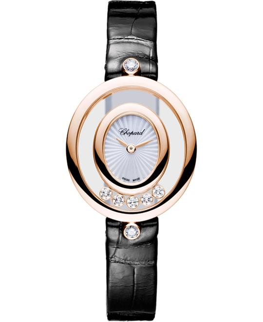dong ho Chopard Happy Diamonds 204305-5301 Icons 28.80 X 25.80mm