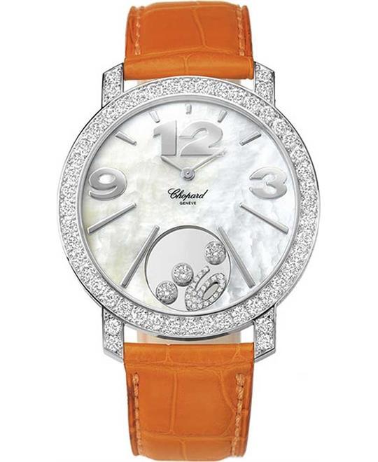 Chopard Happy Diamonds 207450-1005 Diamond Watch 40mm