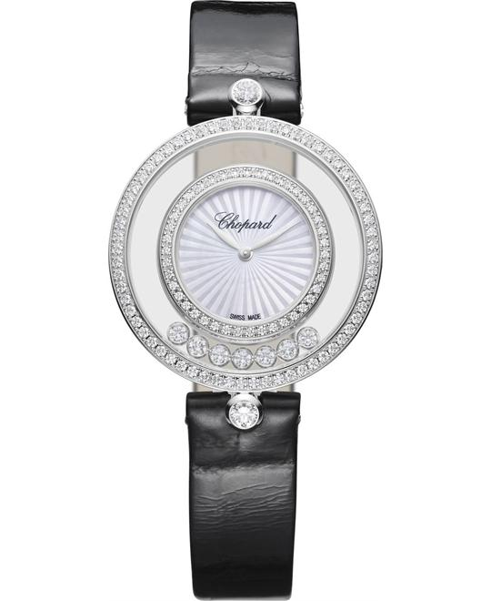 dong ho nu  Chopard Happy Diamonds 209426-1201 Watch 32mm