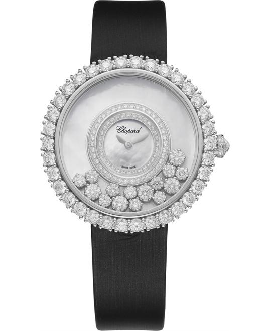 Chopard Happy Dreams 204445-1001 18k Diamonds 36mm