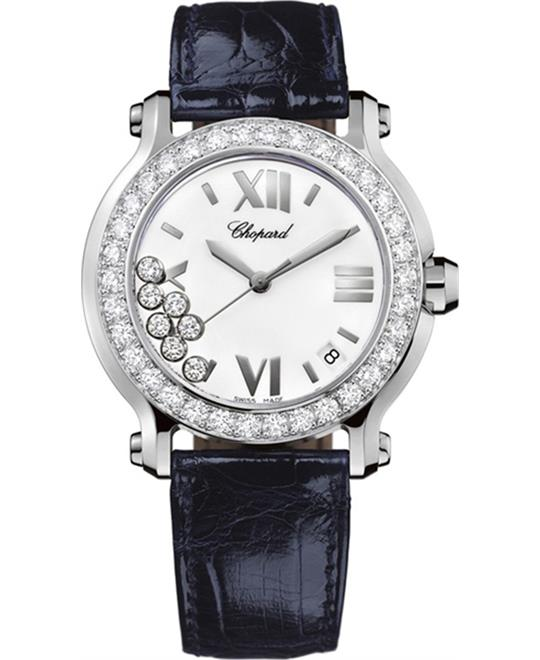 Chopard Happy Sport 278476-2001 Ladies Watch 36mm