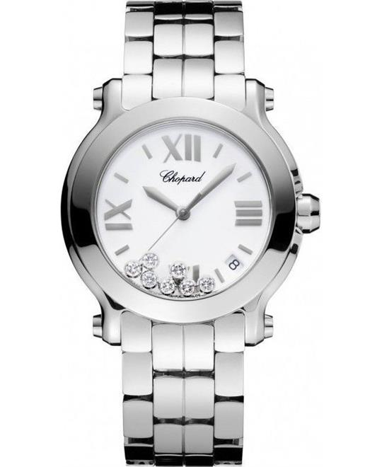 Chopard Happy Sport 278477-3001 Ladies Watch 36mm