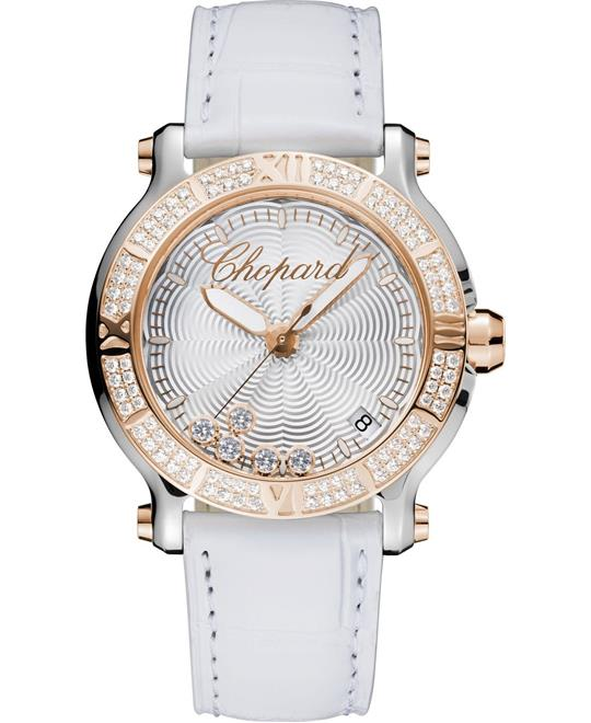 Chopard Happy Sport 278551-6003 Guilloche 36mm