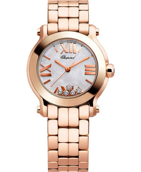 Chopard Happy Sport 274189-5003 Mother Of Pearl 30