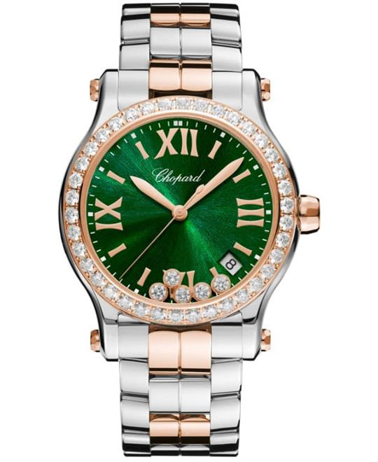 Chopard Happy 278582-6008 Sport Round 36mm