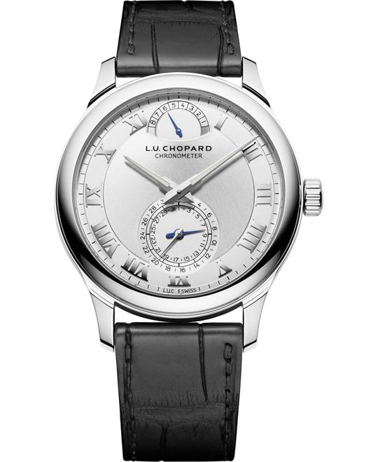 CHOPARD L.U.C QUATTRO 161926-1001 WATCH 43