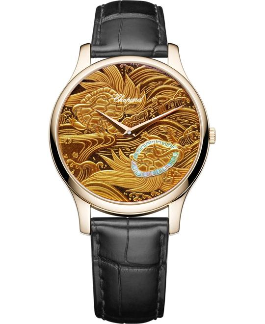 Chopard L.U.C Xp Urushi 161902-5047 Watch 39.5mm