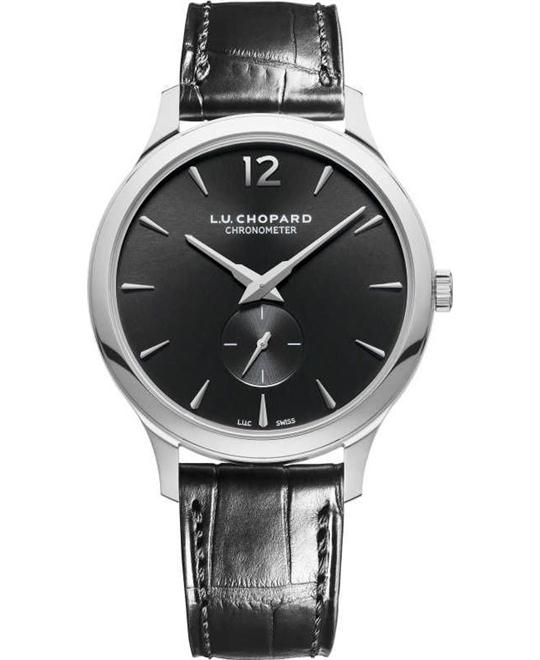 CHOPARD L.U.C XPS 161948-1001 18K WATCH 40